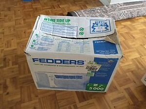 Fedders air conditioning unit