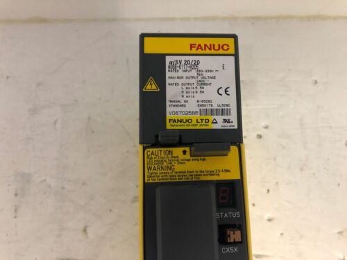 Fanuc A06b-6117-h205 Servo Amplifier Fully Refurbished!!! Exchange Only