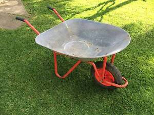 88L Wheelbarrow with Gal Tray Wyoming Gosford Area Preview