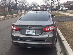 Ford fusion se 2013 Saftied and etested