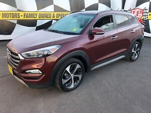 2017 Hyundai Tucson Limited, Automatic, Leather, Sunroof, AWD