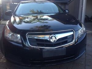 2011 Holden Cruze Sedan Turbo charged, Black duco Must sell today Cottesloe Cottesloe Area Preview