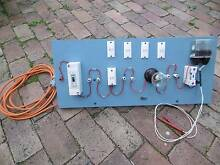 Vintage Electrical Testing Board Thirroul Wollongong Area Preview
