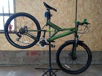 Custom Full Suspension Mountain Bike Professionally Restored Off-Road Bike