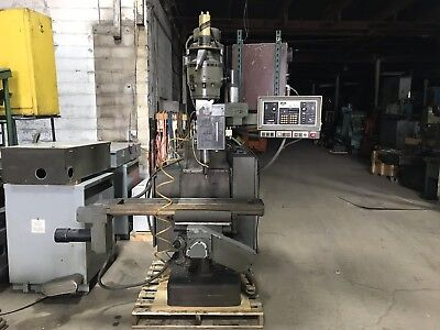 Cnc Index Vertical Mill