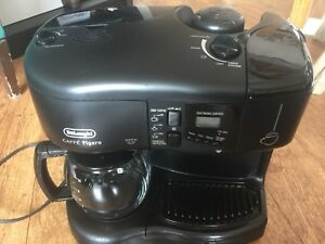 Combo drip coffee and Espresso maker never used