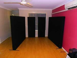 Broadband Bass Traps, Sound Absorbers, Absorber Panels, Gobos Oxley Brisbane South West Preview