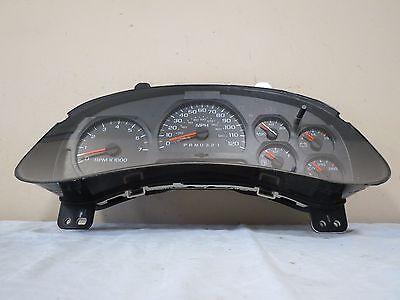 06-08 Chevy Trailblazer EXT Speedometer Instrument Cluster 173k OEM GM 15945377