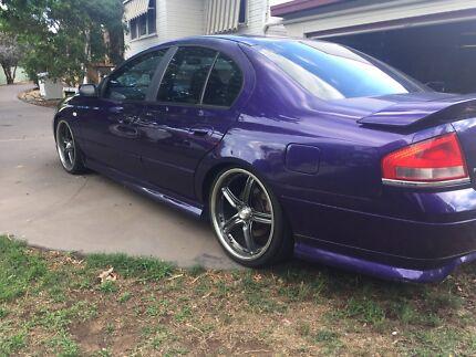Xr6 turbo ford ba