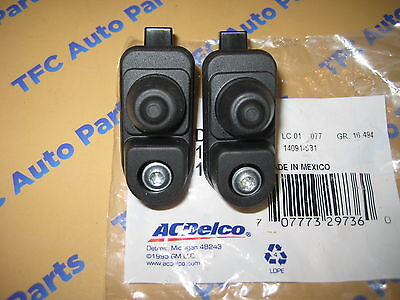 2 Chevy GMC Hummer H3 Colorado Canyon Door Jamb Switch Factory GM