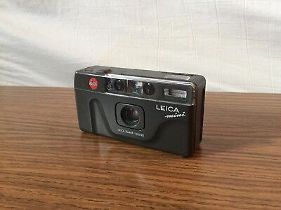 Leica Mini 35mm Point and Shoot Camera