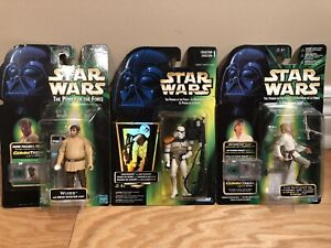 Star Wars POTF set of 3 #2