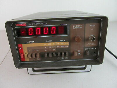 Keithley 614 Digital Electrometer Triaxial Input