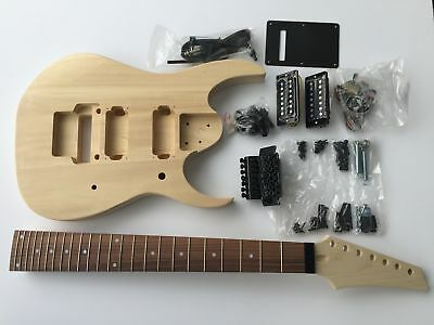 NEW DIY Electric Guitar Kit - 7 string Build Your Own Guitar