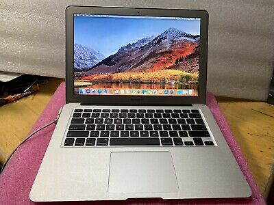 "Apple MacBook Air 13"",Late 2010)Intel Core 2 Duo 1.86GHz 4GB RAM 128GB  SSD"