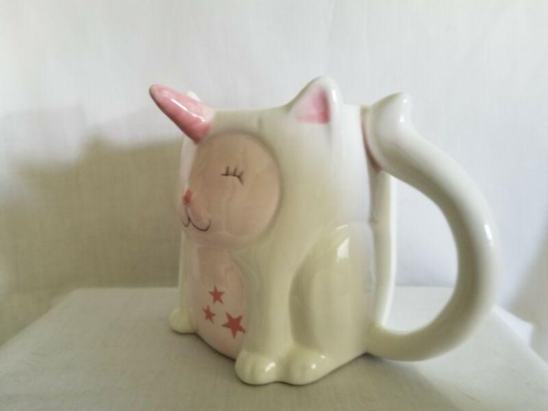 Stay Meow-Gical Cute Cat Coffee Mug