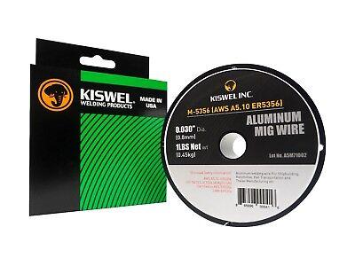 Er5356 0.030 In. Dia 1 Lb. Aluminum Mig Welding Wire Spool M-5356