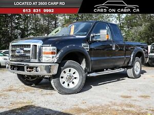 2008 Ford F-250 FX4 XLT SuperCab