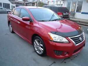 2013 Nissan Sentra 1.8 SR, 87 000KM