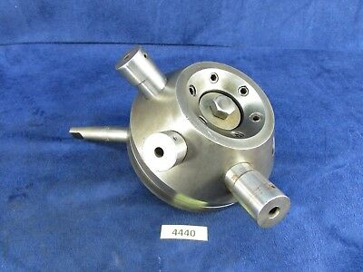 En Mfg. Model B Metal Lathe Tailstock Turret Attachment Mt2 4440