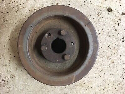 87795 - Bush Hog Dm80 Dm90 Disc Mower 4 -belt Drive Pulley Bushog