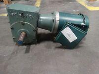Reliance Electric P56H1441H Motor, 1HP, 1725RPM, 208/230V, w/ Hytrol 5A 050-45C5
