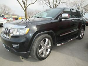 2012 Jeep Grand Cherokee Overland*PANOROOF*FULL LOAD*