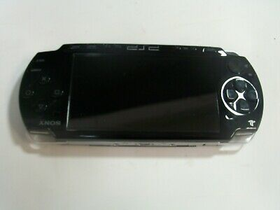 SONY PSP 2001 PLAYSTATION PORTABLE SLIM HANDHELD WITH WIFI