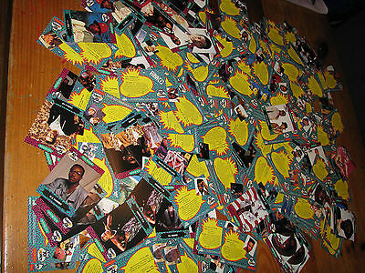 Large Group of 1991 YO! MTV Raps Proset Musicards Cards