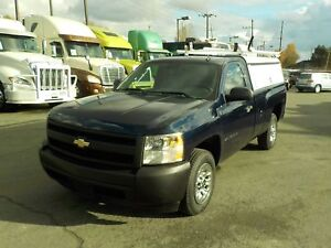 2008 Chevrolet Silverado 1500 Work Truck Regular Cab Long Box 2W