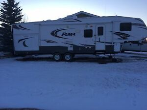 2013 puma fifth wheel