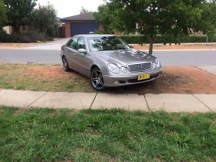 Mercedes E240 Low Ks , Long Rego, Excellent condition