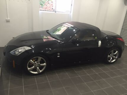 350Z Nissan Track Convertible 2007 model - Ready for summer! Oatlands Parramatta Area Preview