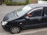 Hyundai Getz 2010 low kms rwc and rego Bendigo Bendigo City Preview