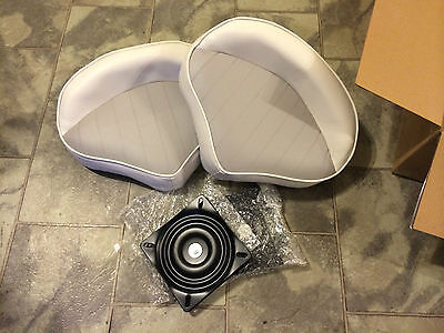 Swivel Seat Boat Seat Marine Grade All Weather Base Mount