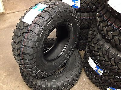 4 New 285 75 16 Comforser Mt Tires 10 Ply Mud 285 75 16 75R R16 Offroad Truck