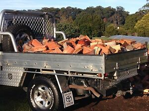FIREWOOD 4SALE  DRY SPLIT BIG UTE LOAD Nana Glen Coffs Harbour Area Preview