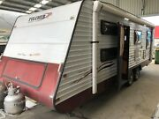 23ft Fulcher Grand Tourer Family caravan Matcham Gosford Area Preview