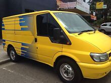 2004 Ford VJ transit Van - 12 months reg and Rwc ready Greensborough Banyule Area Preview