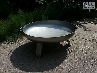 Edelstahl Feuerschale Ø 80 cm