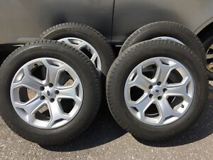 245 / 60 R18 Ford OEM Rims and Tires