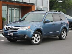 2010 Subaru Forester 2.5 X AWD | HEATED SEATS | AIR | ALLOYS
