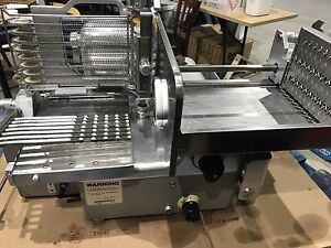 Bizerba  automatic meat slicer