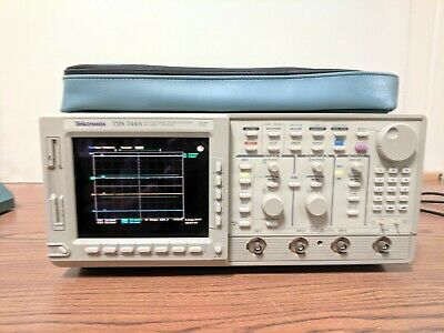 Tektronix Tds 744a Color 4 Ch 500 Mhz Oscilloscope
