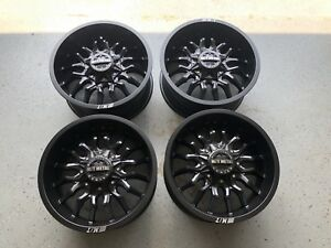 Mags noir Mickey Thompson 20po neuf