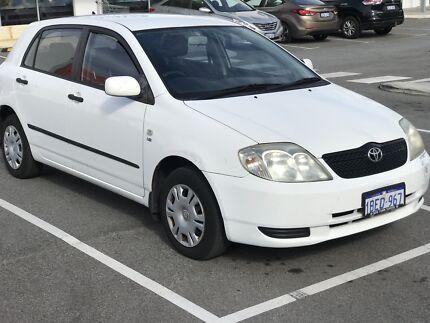 Reliable Toyota Corolla $2000 ono