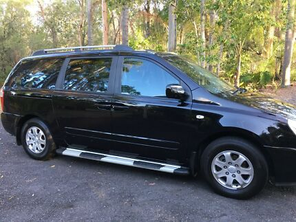 2008 Kia Grand Carnival Logan Village Logan Area Preview