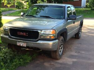2000 GMC Sierra 1500 4x4. Need gone!