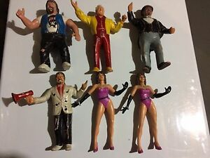 WWF/WWE LJN Titan Wrestling Superstars Managers