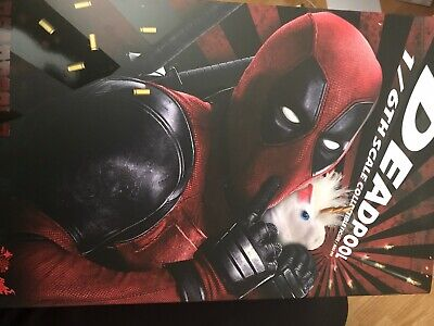 Hot Toys Deadpool 2 Wade Wilson 12 inch Action Figure - MMS490